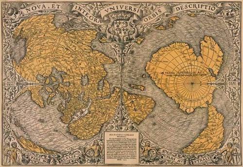 Les cartes de Piri Reis