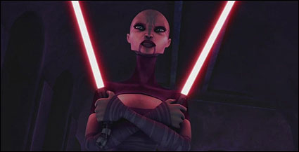 The Clone Wars saison 1 VS Bechdel Test