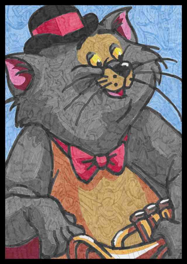 Les grands classiques Disney - (page 27) - Les coloriages mystères