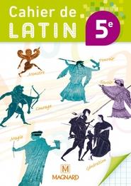 Cahier de Latin 5e (2014) - Cahier élève
