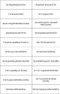 2 Ateliers : type et formes de phrases