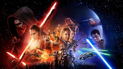 Trailer 3 The Force Awakens