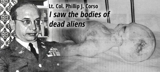 """Résultat de recherche d'images pour """"COLONEL CORSO ROSWELL"""""""
