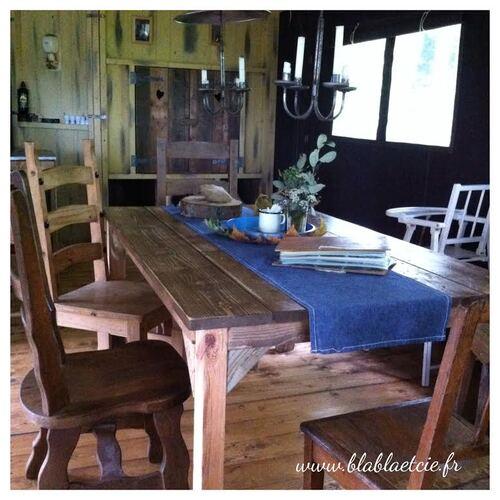 Un week end à la ferme dans Un lit au pré en Lorraine