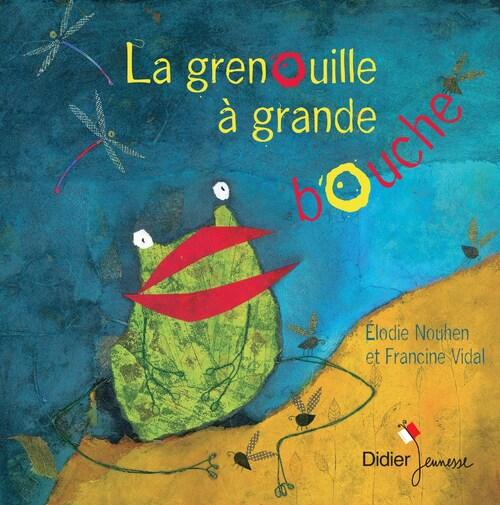 Travail sur les Rimes : La Grenouille à Grande Bouche