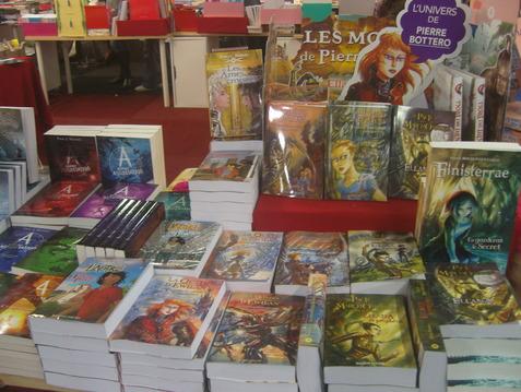 Les photos du Salon du Livre et de la Presse Jeunesse de Montreuil 2014