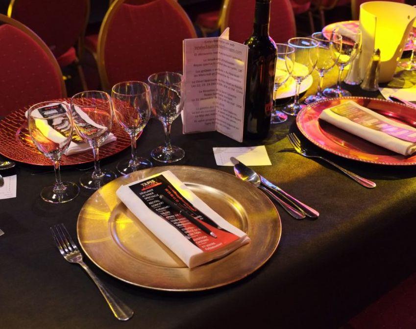 limoges le tapis rouge un 31 oui mais janvier un repas spectacle le blog de jm rober