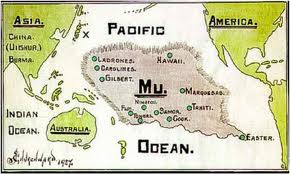 Mu, le continent englouti