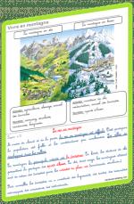 La France : ses frontières et son relief (séquence 2)