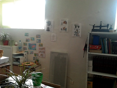 Notre salle d'ief