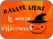 Rallye-liens Le monde d'Halloween