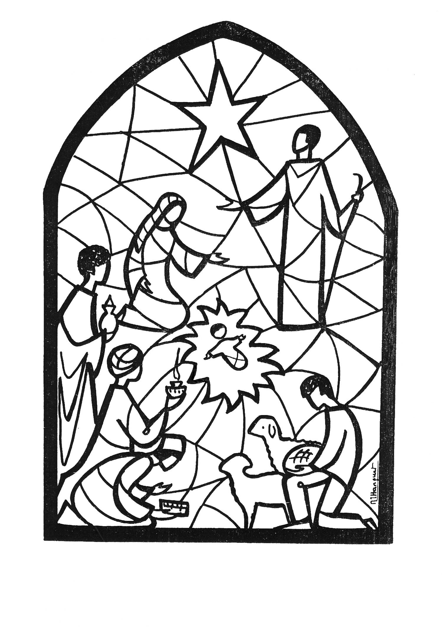 Kerst Julhandarbeten And Ramen
