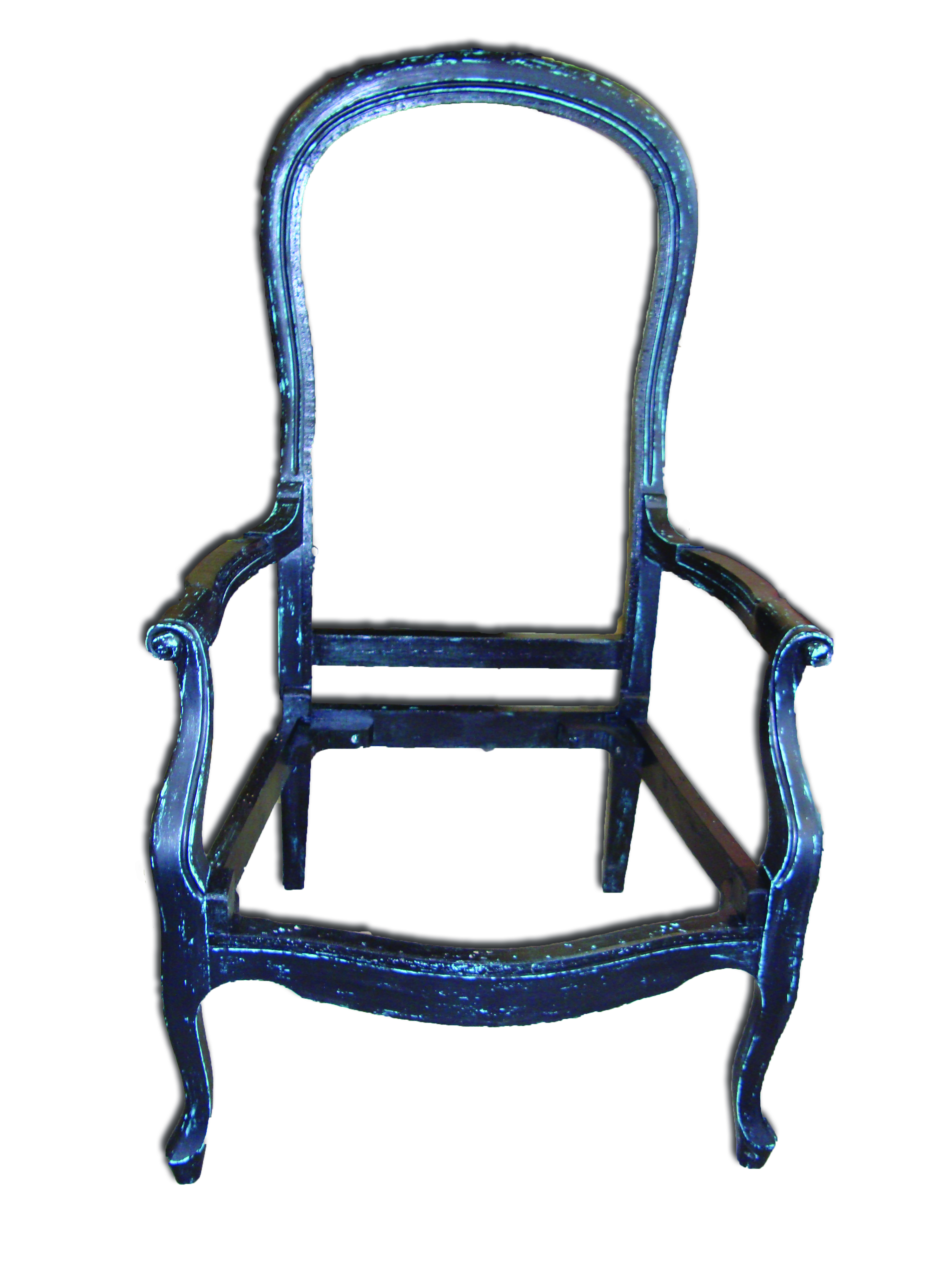 Fauteuil Voltaire Refection Sige Ides Tricot Couture