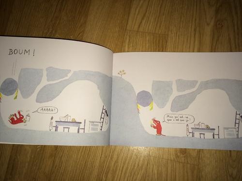 Chut les enfants lisent : Le concours de force