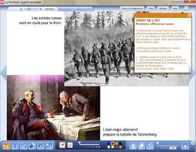 Documents numériques : histoire et arts visuels