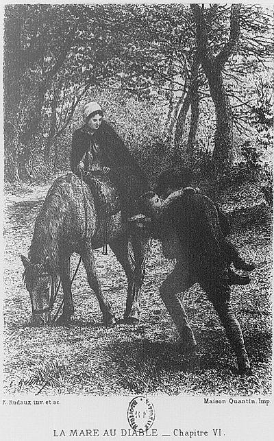 Georges Sand - La Mare au diable