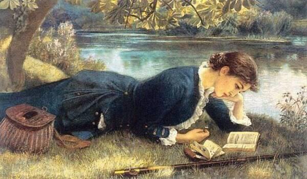 Peinture de : Charles Edward Perugini