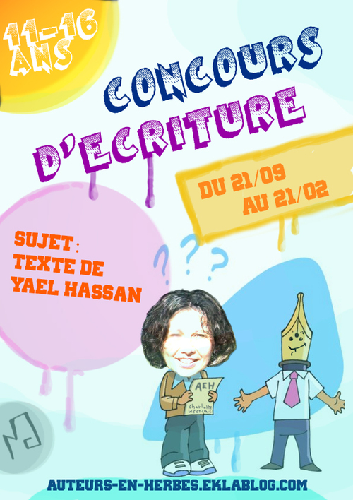 Concours Yaël Hassan