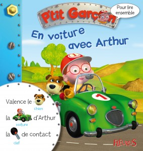 En voiture avec Arthur