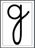 Aider les élèves à associer tracé et son des lettres : Lettres à modeler