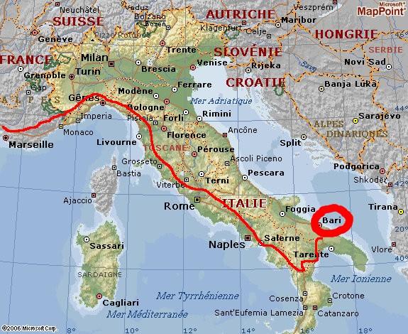 au revoir la grece bonjour l italie les dgimis