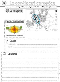 G4 les villes européennes