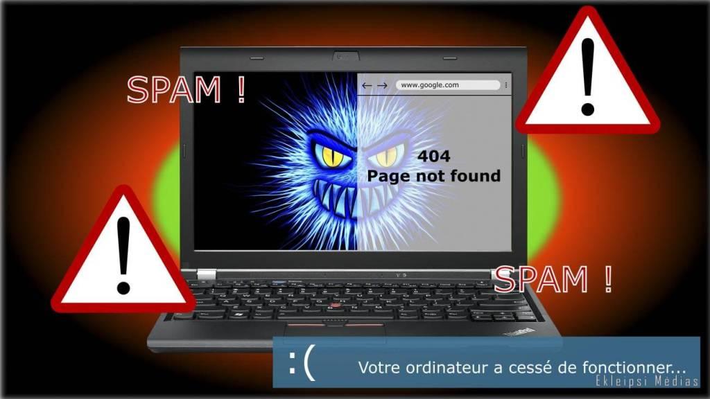 dépannage informatique, virus, trojan, malware, dépanneur
