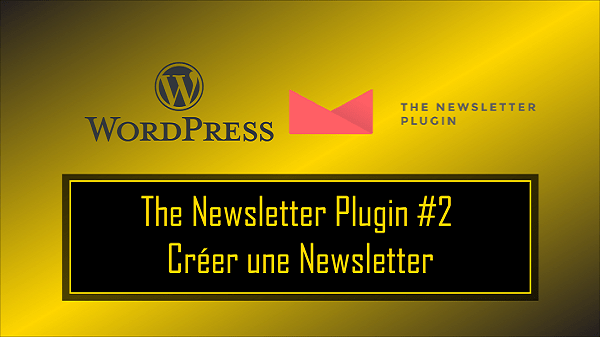 The Newsletter Plugin - WordPress - Ekleipsi Médias