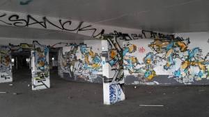 Mausolée de la Villette - 27 Février 2016 - Clara et Claire Marie - Eklektike
