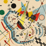 Zoom sur une oeuvre de Kandinsky !