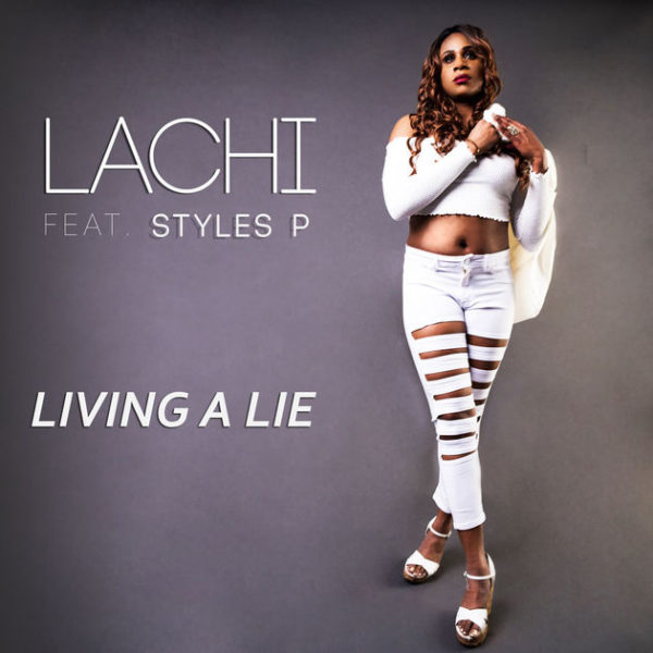Lachi - Living a Lie Cover - EKM.CO