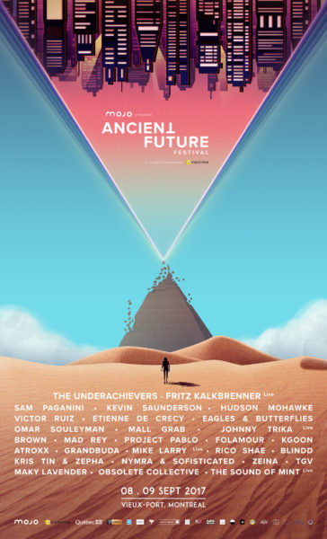 Ancient Future 2017 Line up - EKM.CO