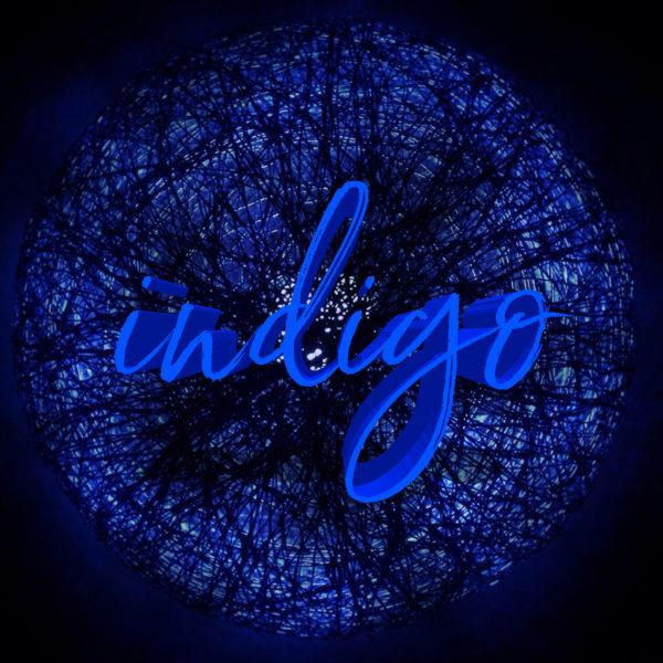 INDIGO front cover