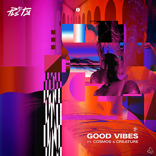 PLS&TY - Good Vibes (Radio Edit) [Electropop]