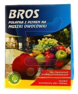 Pułapka na muszki owocówki Bros
