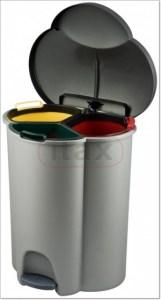Kosz do segregacji śmieci CLIVER