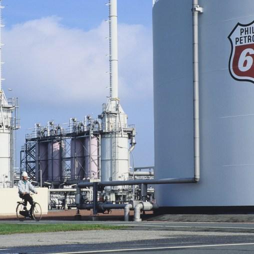 Phillipsgruppen inngår salgskontrakt for gass, forsidebilde, historie,