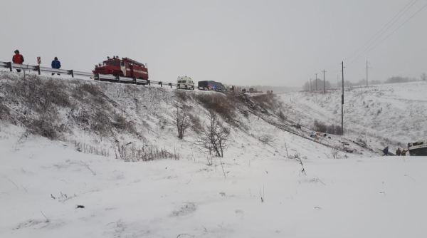 ДТП с участием двух пассажирских автобусов произошло в ...