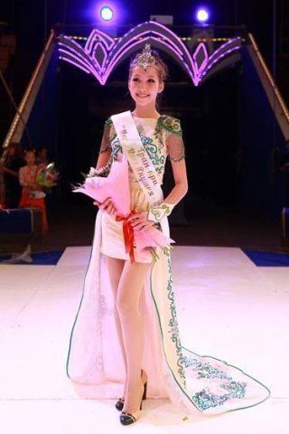 Конкурс красоты и таланта «Мини-Мисс Якутия 2014» выбирал ...