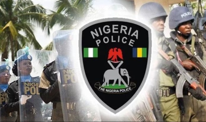 Lagos Police Discover 50 Rounds Of Ammunition In Garri Sack