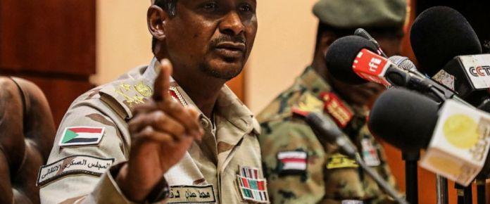 Sudan Military Rulers
