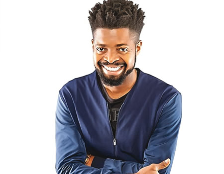 Finally, Nigerian Comedian Basketmouth Speaks On EU's Disqualification