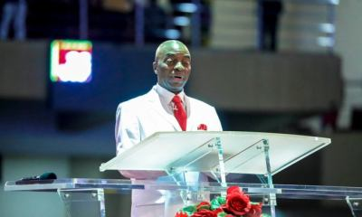 Oyedepo Reacts To Attempted Bomb Attack On His Church