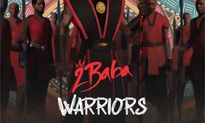 2baba Set To Drop New Album, 'Warrior' Next Week