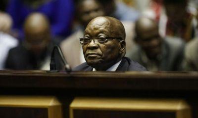 S'Africa's Ex-President Jacob Zuma's Trial Resumes