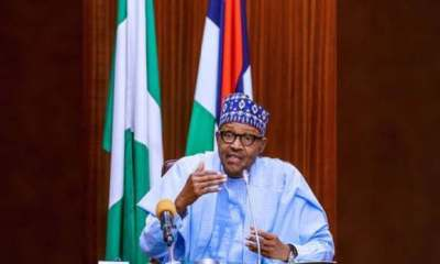 JUST IN: Buhari Participates In Virtual Extraordinary Peace Parley On Mali