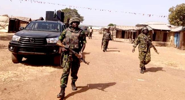 Kaduna: Army Nabs Suspected Killer of District Head, Son