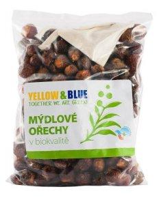 Mýdlové ořechy jsou čistě rostlinným pracím prostředkem.