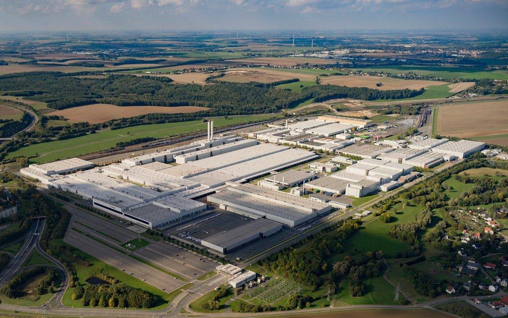 Volkswagen Werk Zwickau