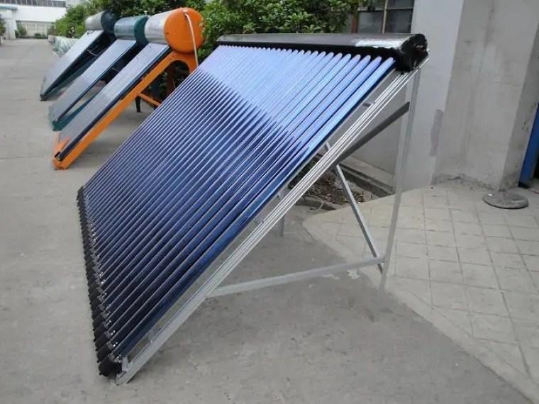 güneş enerjisi vakum